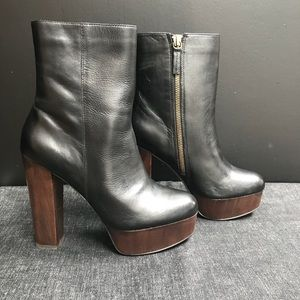 Shoemint  Lena Platform Boots